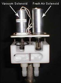 CoPulsation Milking System pulsator
